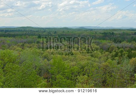 Bell Mound Scenic Overlook