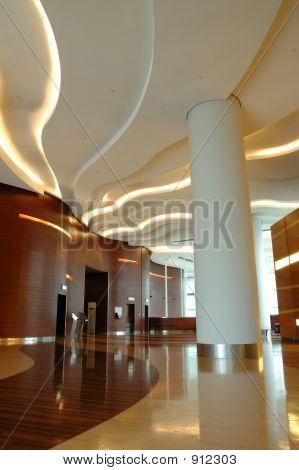 Business Building Architecture Interior