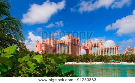 NASSAU, BAHAMAS .Amazing resort