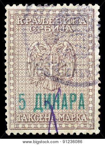 Serbia 1909