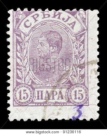 Serbia 1894