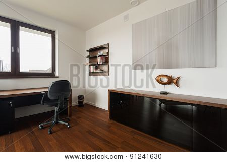 Fashionable Study Room
