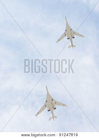 Tu-160 Aircraft