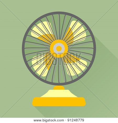 Fan or ventilator icon