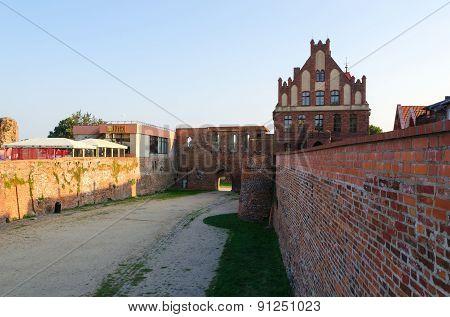 Torun in Poland.