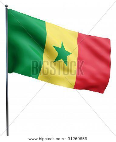 Senegal Flag Image