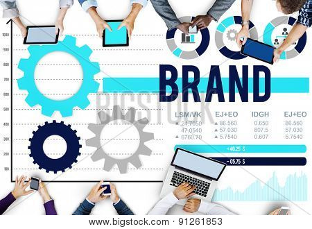 Brand Branding Patent Product Value Concept