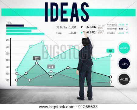 Idea Creativity Inspiration Imagination Concept