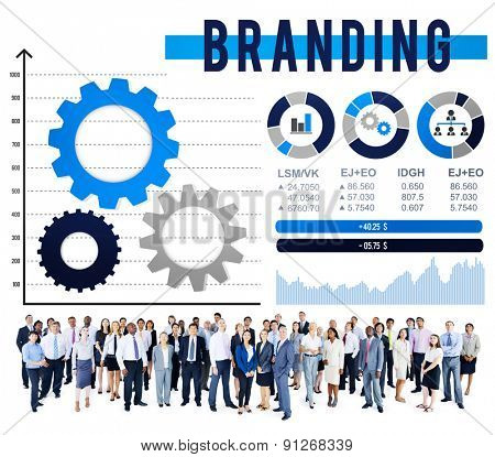 Branding Brand Patent Product Value Concept