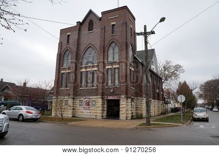 Saint James Community Church of God in Christ