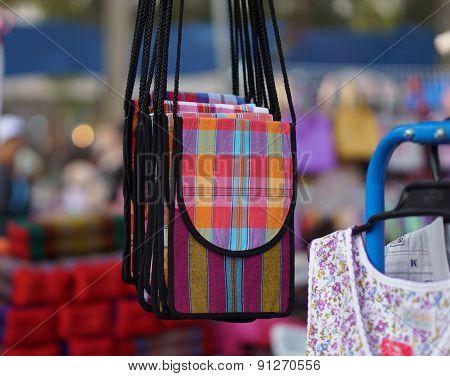Thai Money  Bag