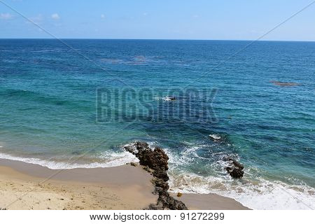 Diver's Cove, Laguna Beach, Southern California