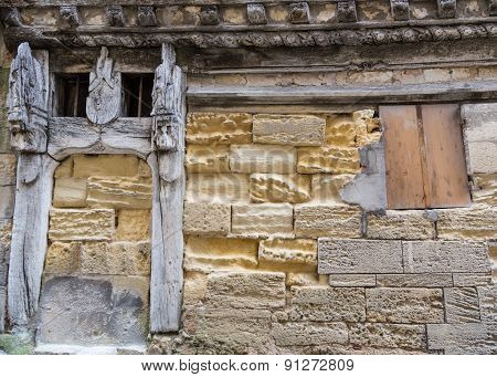 French Architectural Detail