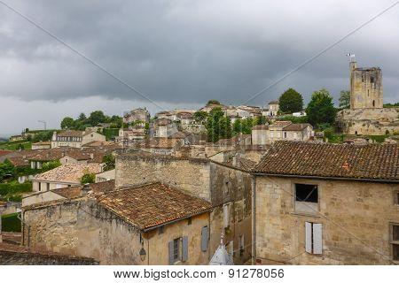 France's St. Emilion