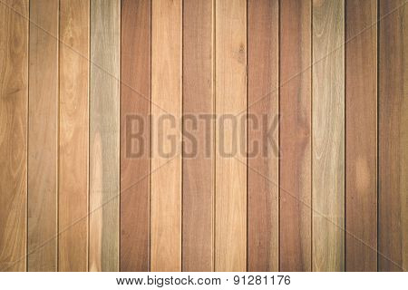Brown Wood Plank Texture For Background