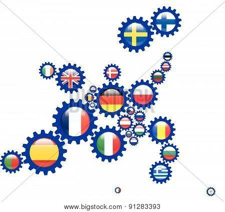 Europe In Gears
