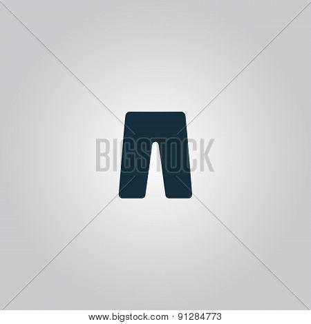 capri flat icon