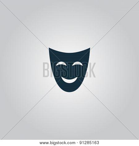 joyful mask