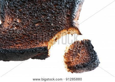 Burnt Toast With Bite
