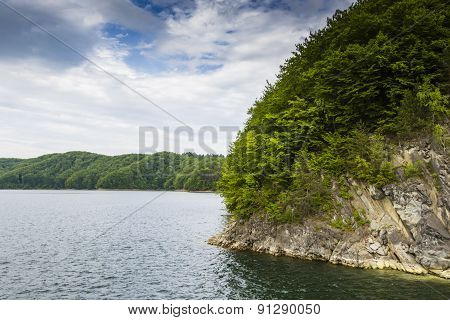Landscape (solina Lake, Bieszczady, Poland)
