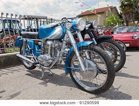 Vintage Motorcycle Ducati