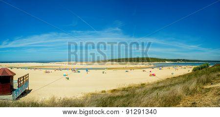 Atlantic Beach, Portugal.