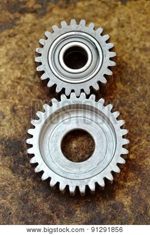 Two New Toothed Meshed Gears