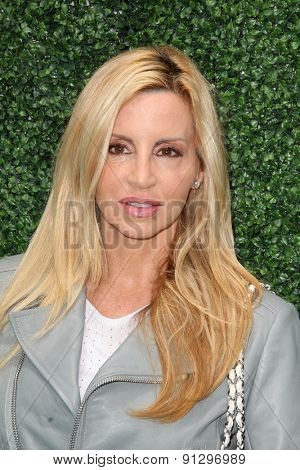 0LOS ANGELES - MAY 16:  Camille Grammer at the Super Saturday LA at the Barker Hanger on May 16, 2015 in Santa Monica, CA