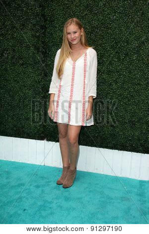 0LOS ANGELES - MAY 16:  Danika Yarosh at the Super Saturday LA at the Barker Hanger on May 16, 2015 in Santa Monica, CA