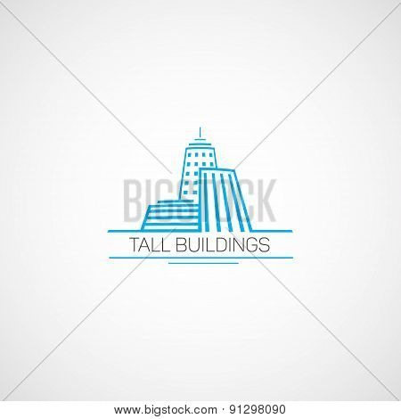 Tall Buildings.