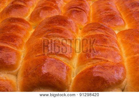 Fresh Baked Goods Appetizing Closeup