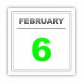 foto of february  - February 6 - JPG