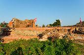 image of castle  - Teutonic Castle in Torun - JPG