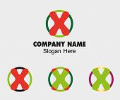 pic of letter x  - X logo Company name symbol letter X - JPG