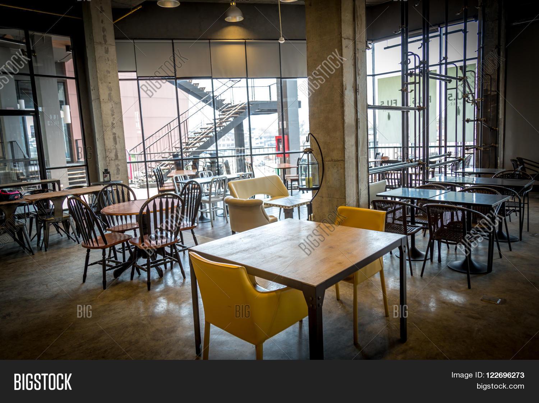 Beautiful coffee shop cafe image photo bigstock