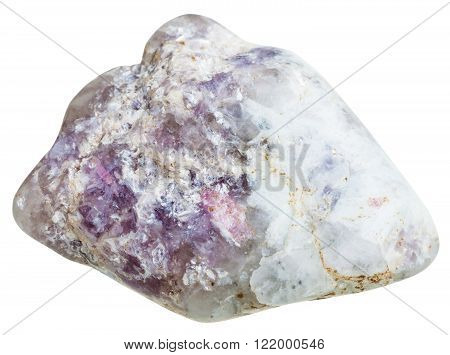 Lepidolite Mica And Tourmaline Crystals And Quartz