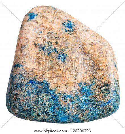 Tumbled Azurite (chessylite) Mineral Gemstone
