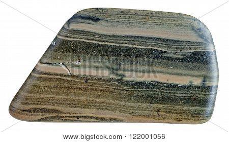 Tumbled Marl Shale Mineral Gem Stone