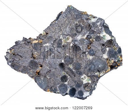 Rock From Iron Ore (hematite With Magnetite)