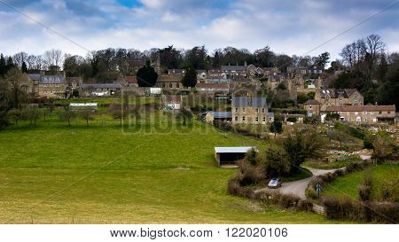 SOUTH STOKE, SOMERSET, UK - MARCH 16 2016
