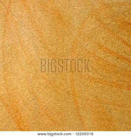 Texture on sandstone