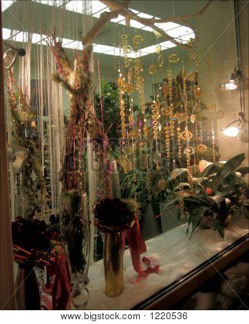 Flower Shop Window