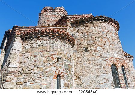Church Of St. John The Baptist In Nessebar, Bulgaria.