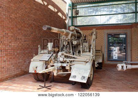 Antiaicraft Gun Lugafweerkanon