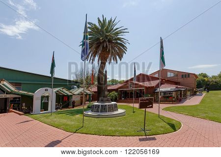 Museum Of Military History In Johannesburg