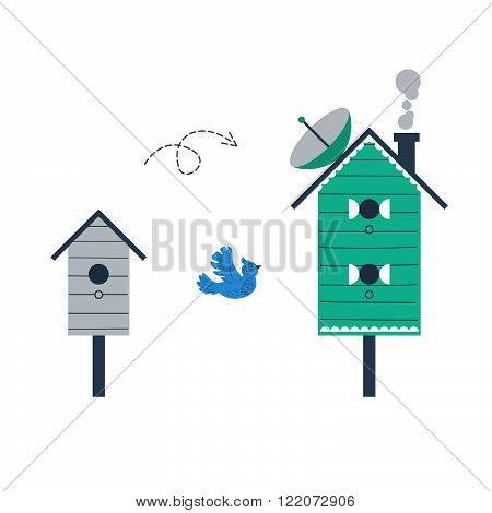 Birdhouse.eps