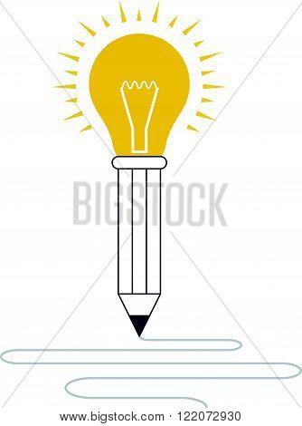 Bulb_pencil.eps