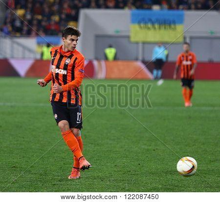 Uefa Europa League Game Shakhtar Donetsk Vs Anderlecht