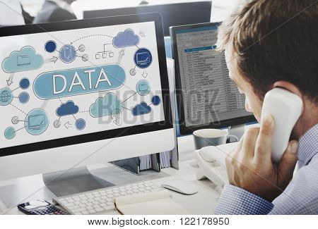 Data Information Network Operations System Concept