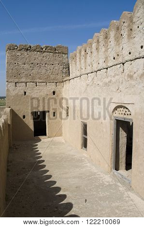 Fort Jalan Bani Bu Ali, Sultanate Of Oman